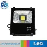 옥외 정연한 정원 점화를 위한 30W/50W/70W/100W/150W/200W LED 플러드 빛