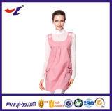 roupa da proteção de radiação da fibra 100%Silver