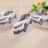 Ecológica Alquiler de coches de papel con forma de Ambientadores Ambientador (YH-AF402)