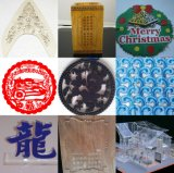 [ك2] ليزر [إنغرفينغ] و [كتّينغ مشن] الصين 9060 1390 [100و], [130و], [150و] لأنّ خشبيّة [أكرليك غلسّ] جلد قماش ورقة