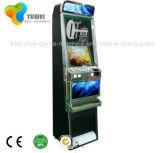 La tarjeta del juego de la máquina tragaperras de la máquina de juego video de Xerxes