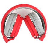 Auriculares estéreo de acabado de goma para el mercado europeo