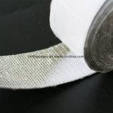 Bande se reflétante de la chaleur aluminisée par fibre de verre auto-adhésive de bouclier thermique