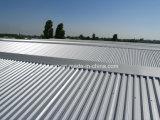 Анти- крыша Galvalume Corrossion покрывает Corrugated панель стены Aluzinc стальную