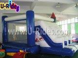 楽しみのための膨脹可能なchirstmasの主題の警備員および子供