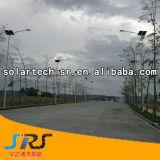 Rua solar integrada de alta qualidade LED de Luz da Luz Solar Luz Solarstreet Rua