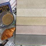 Tessuto 100% del poliestere per il coperchio e la mobilia del sofà