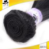 Выдвижение человеческих волос 100% перуанское Unprocessed