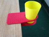 La venta al por mayor de la fábrica modifica el clip del sostenedor para requisitos particulares de taza de la insignia