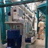 Máquinas da fábrica de moagem do milho da Zâmbia 100t/24h de Kenya