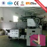 Machine de cône de biscuit de crême glacée/prix roulé de machine de cône de sucre