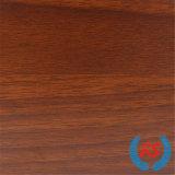 Бумага зерна грецкого ореха деревянным пропитанная меламином для MDF или Phl (8878)