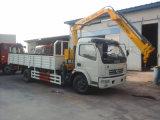 Hochkonjunktur-Typ LKW des Knöchel-4X2 mit Kran