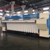 1.8-3mのセリウムの産業ホテルの洗濯によって使用されるFlatwork Ironer /Laundryアイロンをかける機械