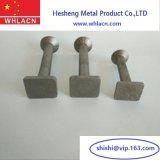Aço inoxidável que levanta escoras do pé do Pin para o material de construção