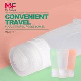 Fluglinie geführte haltbarer Silikon-netter Eulen-Form-Arbeitsweg-verpackenflaschen