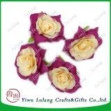 ホーム装飾の人工的なローズの花のシャクヤクの花のために作る花