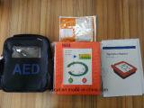 Tweefasen Medisch Draagbaar AED van de Eerste hulp automatiseerde Externe Defibrillator
