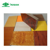 Placa de MDF Melamina de paneles de rejilla de diseño