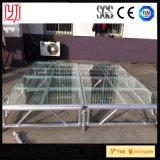 Het transparante Stadium van de Gebeurtenis van Outdooe van de Apparatuur van het Stadium van het Glas