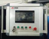 Máquina plástica automática de Thermoforming de tres estaciones para la taza