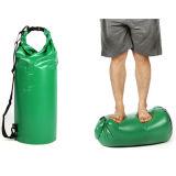 Sac de voyage de camping à l'extérieur de l'eau pliable sac d'eau en plein air