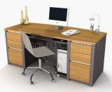 キャビネットの引出し(SZ-CDT029)が付いている簡単なオフィス表の賭博のコンピュータの机