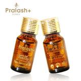 Cuidado de pelo natural puro del petróleo del masaje del crecimiento del pelo de Pralash+