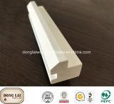 Matériaux de construction de la Chine usine de haute qualité d'alimentation de la compétitivité des prix du pin blanc imperméable personnalisé jambage de porte