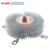 Die Hochdruck Aluminiumlegierung Druckguss-Verstärker-Kühlkörper