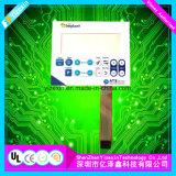 고품질 LCD 디스플레이를 가진 유연한 회로 막 키보드