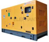 генераторы высокого качества 140kVA используемые Widly коммерчески молчком тепловозные с двигателем Рикардо