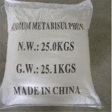 Natrium Metabisulfite van de Rang van 97% het Industriële