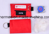 Первая помощь защитную маску для лица маска СЛР цепочки ключей