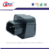Arbeitsweg Wechselstrom-Kontaktbuchse-Zwischenstecker-/Converter-elektrischer Stecker