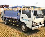 3 [م3] يجمع نفاية شاحنة, 4 أطنان نفاية دكاكة شاحنة, نفاية دكاكة شاحنة
