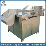 Chips de pommes de terre industrielles de friture Machine Fryer