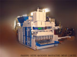 Qmy10-15 bloc de béton creux de la machine mobile