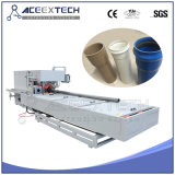 Tubulação plástica do PVC que faz o preço da máquina