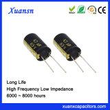 Hete Verkopende 47UF 63V Elektrolytische Condensator 6000hours 105c