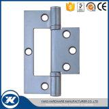 Aço inoxidável americano 201/304 de dobradiça de porta nivelada