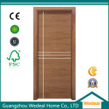 Painel americano texturizado / liso Interior porta PVC laminado em PVC