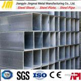 Espesor de pared fino cuadrado superior del tubo de acero/del tubo de la calidad ERW