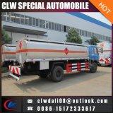 15cbm販売のための化学液体タンクトラック、中国からの燃料の配達用トラック