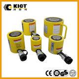 Faible hauteur RCS à simple effet du vérin hydraulique plat