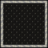 簡単な様式100%の絹のスカーフ