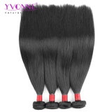 Yvonne 8Virgen recta Natural Brasileño de cabello humano.