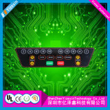 Custom Poly of domes softly Touch Tactile Water resist control membrane SWITCH