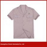 夏(W290)の顧客用短い袖作業ジャケット