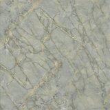 Het grijze Marmer die van de Kleur Volledige Opgepoetste Porselein Verglaasde Tegel voor Binnenhuisarchitectuur vloeren